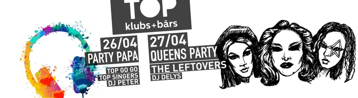 27.04 Queens Party by Leftovers at TOP
