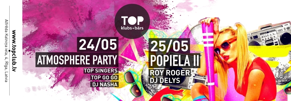 25.05: Popiela vol. 2 @ TOP